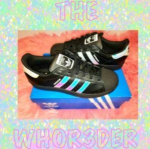 *NEW* Adidas Reflective Superstars🦄